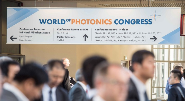 World of Photonics Congress 2019